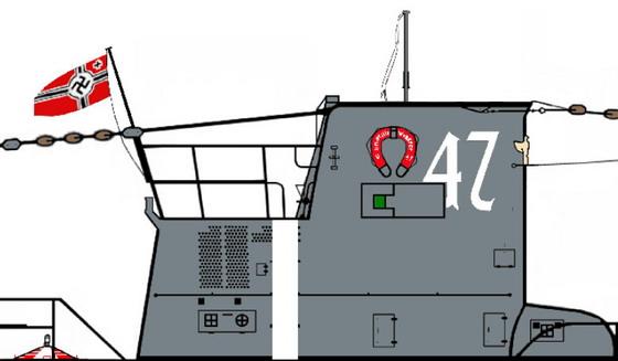 Colores y simbolos de los Uboots de la Kriegsmarine  UModelismocom