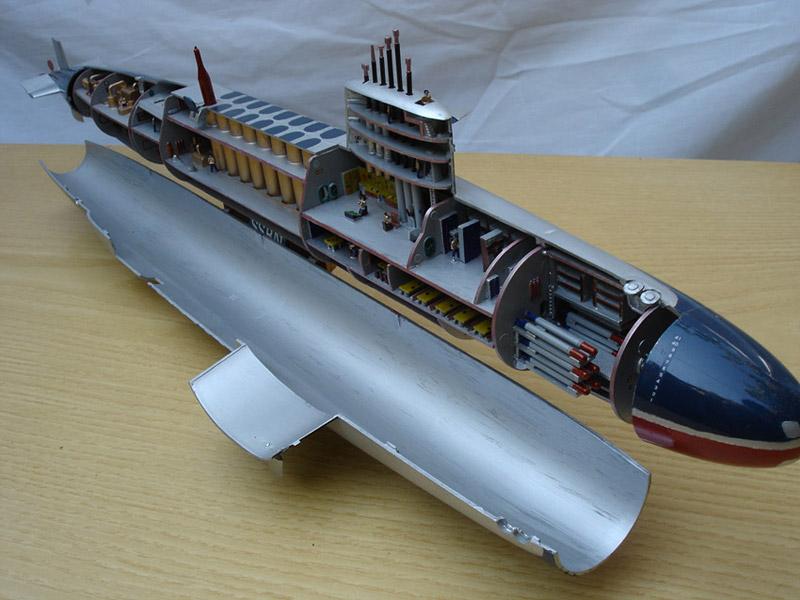 De de foto guerra modernos submarino 70